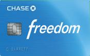 Chase Ultimate Rewards - Chase Freedom