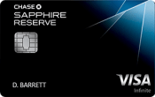 Chase Ultimate Rewards - Sapphire Reserve