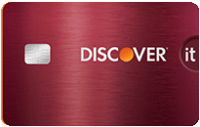 Discover it cashback match