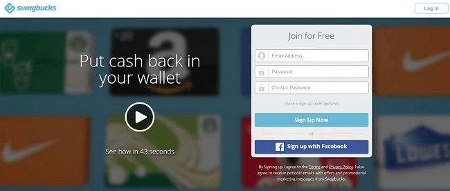 The Best Survey Sites to Make Money - Swagbucks