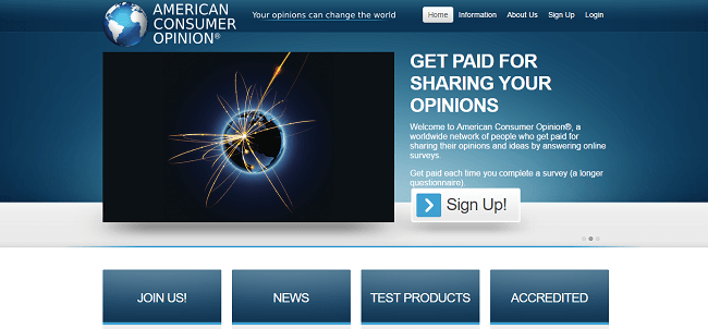 the best survey sites - american consumer opinion