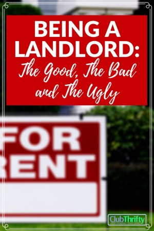 Being a landlord isn't always fun, but it can be a great investment. Here are some things to consider before making the leap!