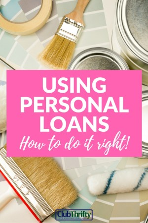 Using a personal loan can be a great way to get ahead of interest payments, but be careful! Playing with fire can cause burns. Here's how to do it right!