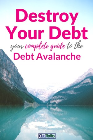 The Debt Avalanche is one of the most effective debt repayment strategies around. Use our guide to learn how it works and start paying off debt today!