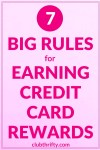 I'm ashamed to admit it, but I just broke one of my most important rules for using credit cards. Read more about my big mistake, and learn my top tips for making the most of your rewards cards here!