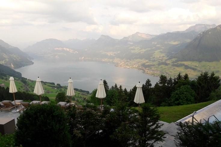 Hotel Villa Honegg Rooms
