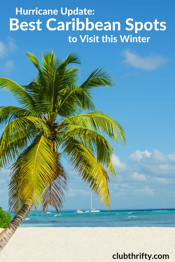 Hurricanes Irma and Maria have devastated parts of the Caribbean, but don't fret. Here are 5 of my favorite Caribbean destinations still open for business!