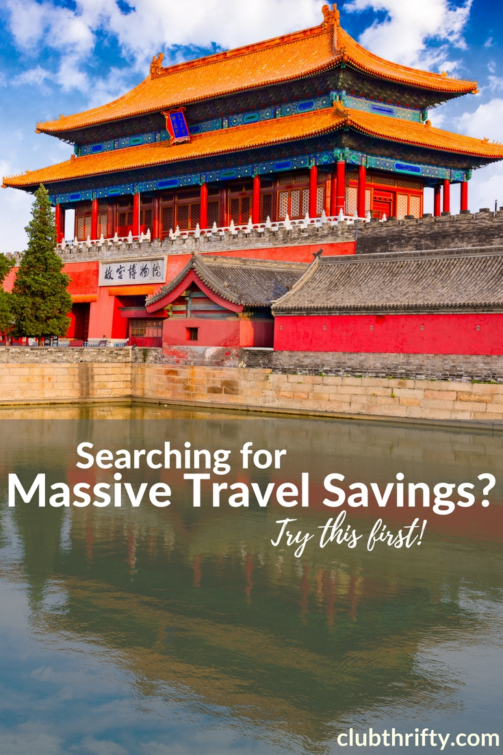 Think travel is too expensive? Think again. Saving on travel starts with planning your trip. Use this step-by-step planning process to save thousands.