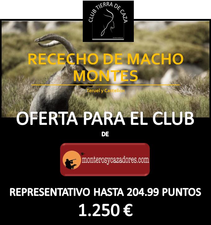PUBLI MACHOS MONTEROS Y CAZADORES