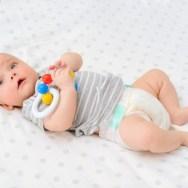 Cum ne jucăm cu bebe în primul an de viață?