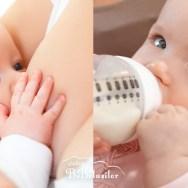 Dezbaterile lapte matern versus lapte praf nu folosesc nici bebelușilor, nici mămicilor