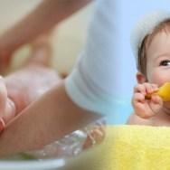 Baița bebelușului: cât de des și cât trebuie să dureze, cum ne pregătim