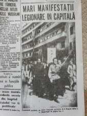 Timpul 8 Septembrie 1940 - Abdicarea Regelui Carol Al 2 -lea Juramantul Regelui Mihai 3
