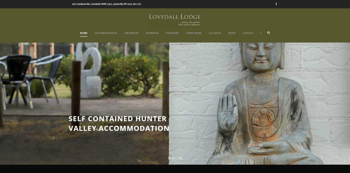 lovedale lodge design example