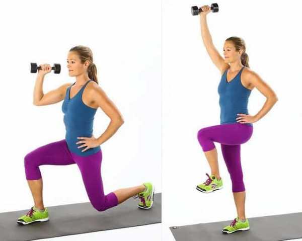 Эффективные упражнения для рук – как накачать большие руки ...