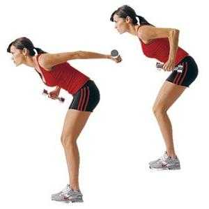 Упражнения на руки с гантелями для женщин – 12 упражнений ...