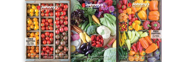 Our top five seed catalogs - Johnny's Selected Seeds