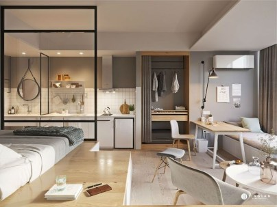 Adorable Small Apartment Decorating Ideas To Try05