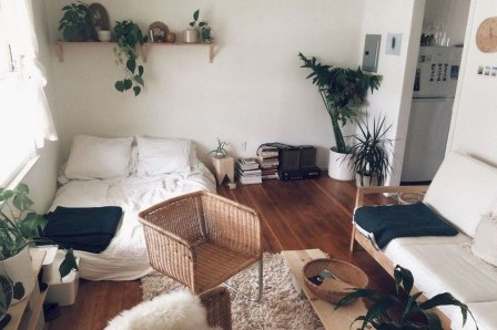 Adorable Small Apartment Decorating Ideas To Try28