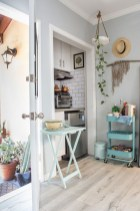 Adorable Small Apartment Decorating Ideas To Try40