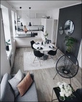 Adorable Small Apartment Decorating Ideas To Try41