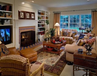 Astonishing Traditional Living Room Design Ideas To Copy Asap05