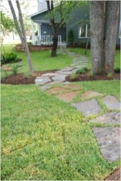 Comfy Front Yard Pathways Landscaping Ideas You Must Know01
