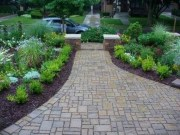 Comfy Front Yard Pathways Landscaping Ideas You Must Know13