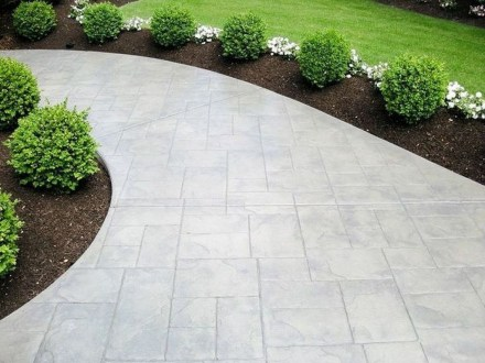 Comfy Front Yard Pathways Landscaping Ideas You Must Know15