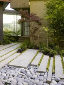 Comfy Front Yard Pathways Landscaping Ideas You Must Know21