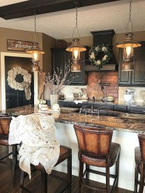 Cozy Farmhouse Kitchen Design Ideas To Try Asap03