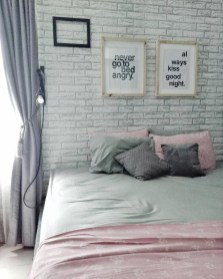 Delicate Tiny Bedroom Decor Ideas For Teens02