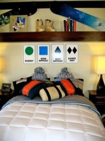 Delicate Tiny Bedroom Decor Ideas For Teens25