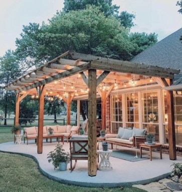 Gorgeous Backyard Gazebo Design Ideas You Must Have31