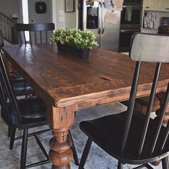 Graceful Farmhouse Dining Room Design Ideas That Looks Cool29