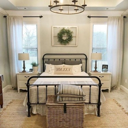 Inexpensive Master Bedroom Remodel Ideas For You07