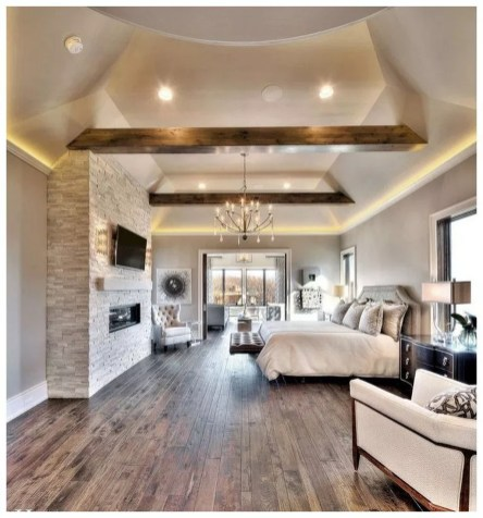 Inexpensive Master Bedroom Remodel Ideas For You08