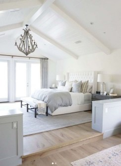 Inexpensive Master Bedroom Remodel Ideas For You31