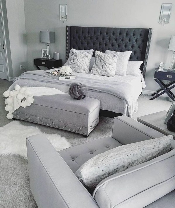 Inexpensive Master Bedroom Remodel Ideas For You46