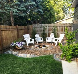 Lovely Backyard Garden Ideas That Looks Elegant05