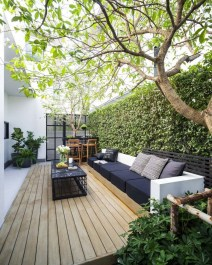 Lovely Backyard Garden Ideas That Looks Elegant12