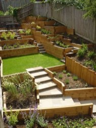 Lovely Backyard Garden Ideas That Looks Elegant28