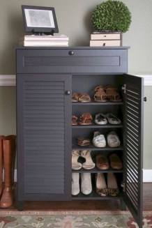 Outstanding Shoes Rack Design Ideas For Your Home09