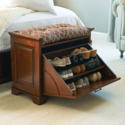 Outstanding Shoes Rack Design Ideas For Your Home21