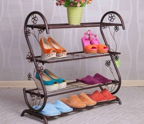 Outstanding Shoes Rack Design Ideas For Your Home28