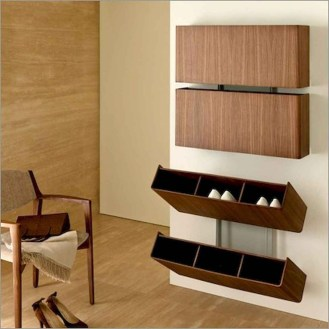 Outstanding Shoes Rack Design Ideas For Your Home43