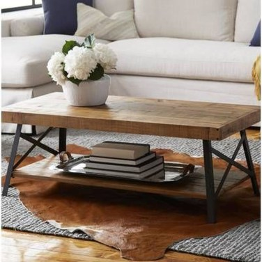 Pretty Coffee Table Design Ideas To Try Asap17