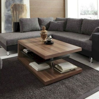 Pretty Coffee Table Design Ideas To Try Asap35