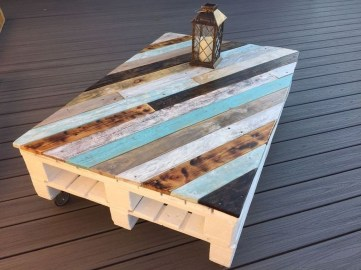Pretty Coffee Table Design Ideas To Try Asap48