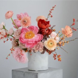 Stylish Lower Arrangements Ideas For Table Decorating05